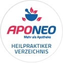 Heilpraktikersiegel APONEO